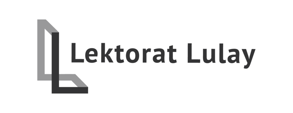 Logo des Lektorats Lulay
